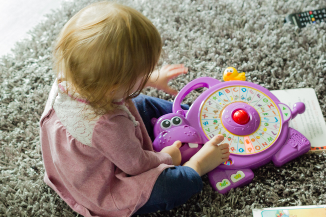 VTech Toy Review