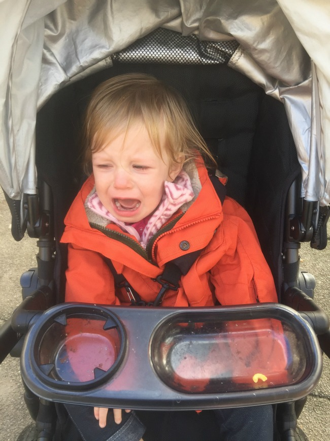 Thoughts on being a toddler mom