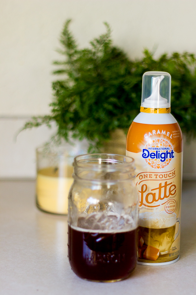 International Delight One-Touch Latte