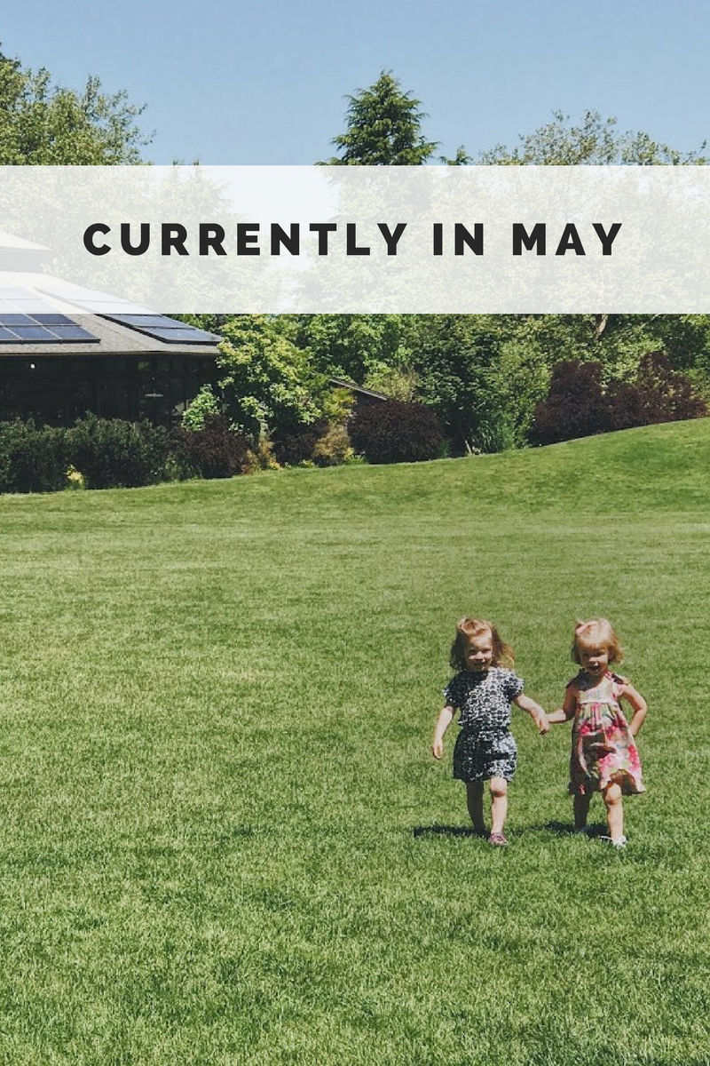 Currently | the May edition