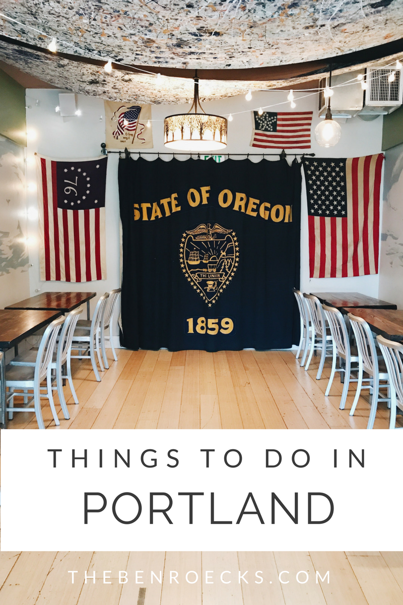 Things to do in Portland (with or without little ones!)