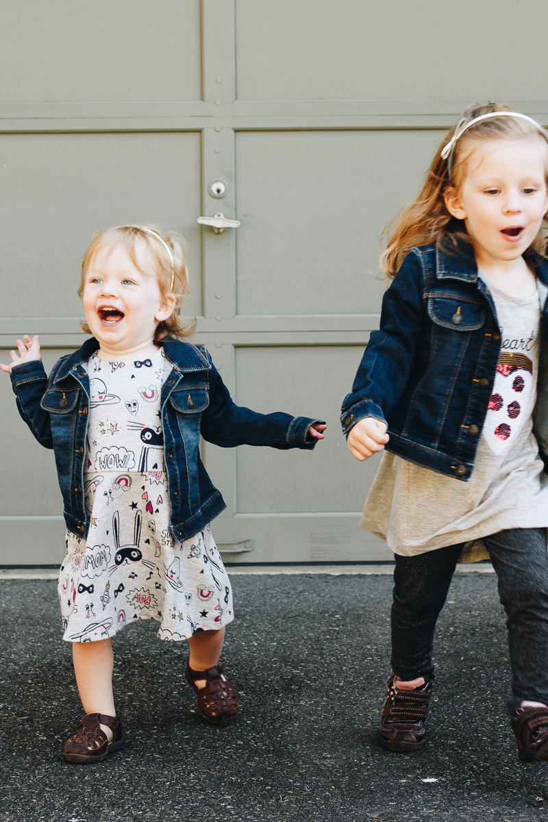 Back to school #kidsgoals with Gymboree