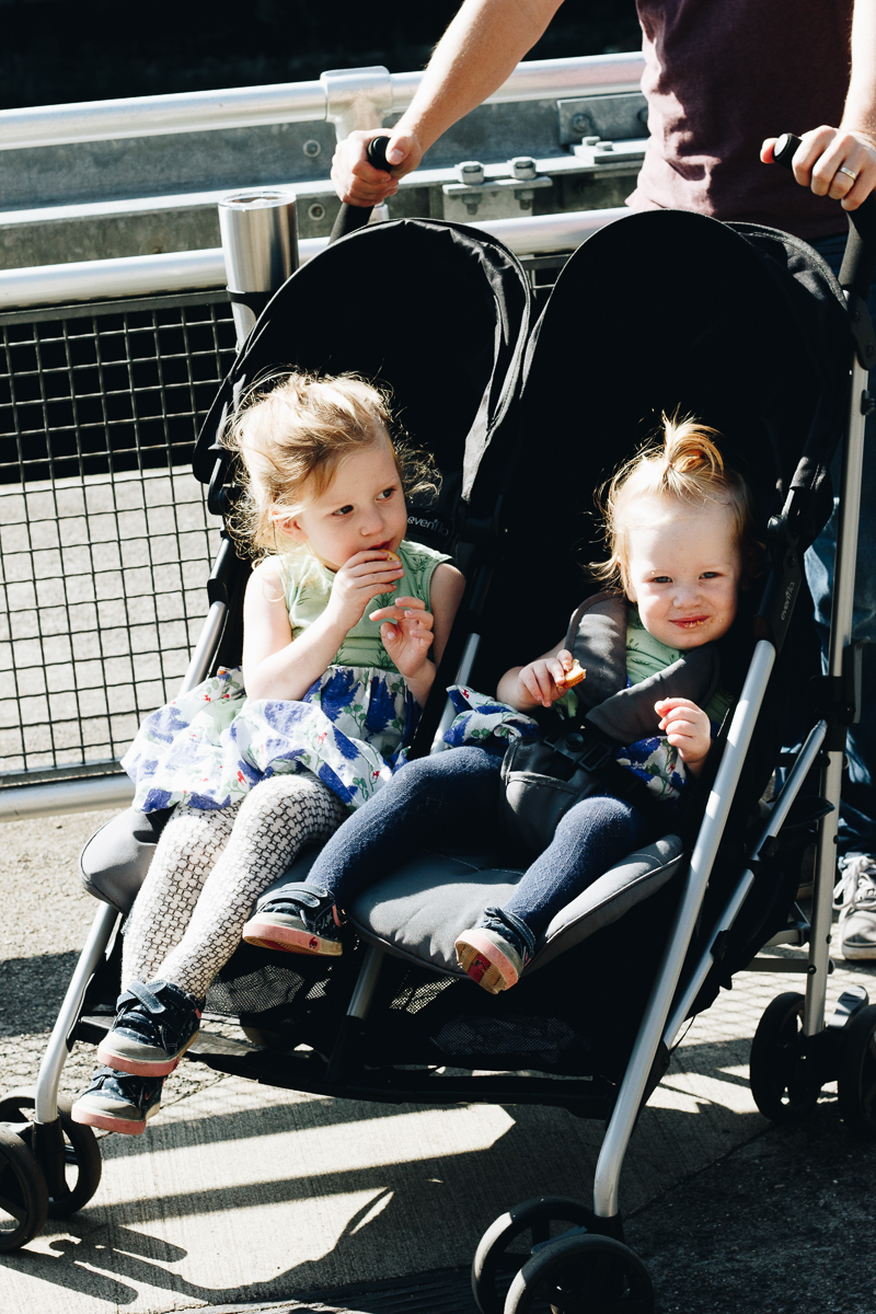 Thoughts on the Evenflo Minno Twin Double Stroller