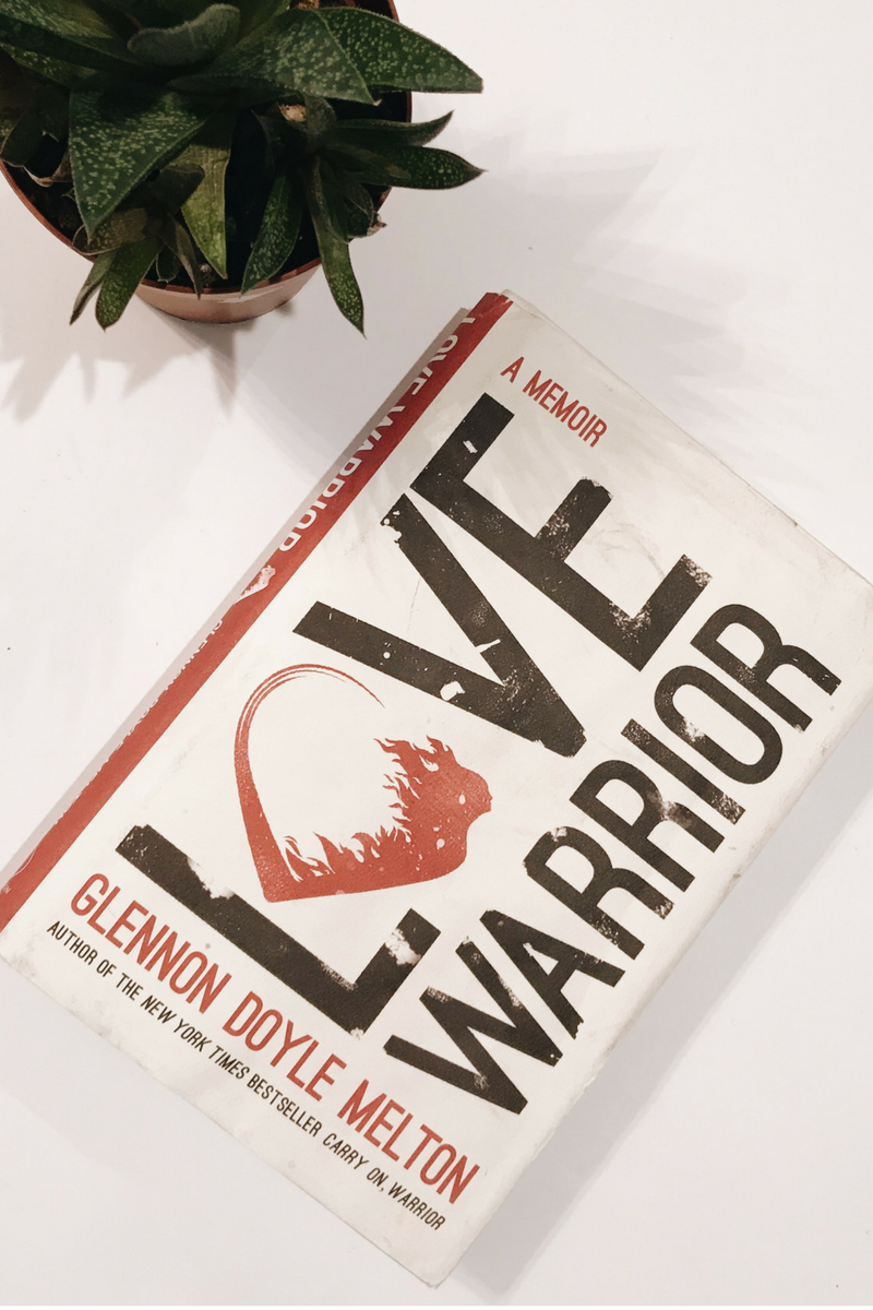 Thoughts on being a SAHM (in an excerpt from 'Love Warrior')