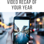 Recording my year through 1 second videos