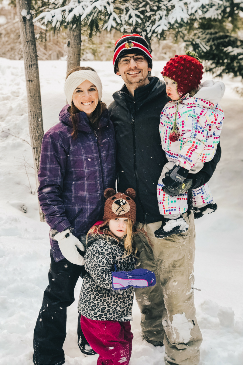 Adventuring With Kids: Skiing in Whistler!