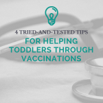Toddlers + Vaccinations + Communication