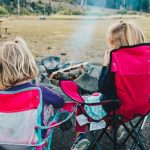 Adventuring with toddlers: Camping with young kids? Try it!