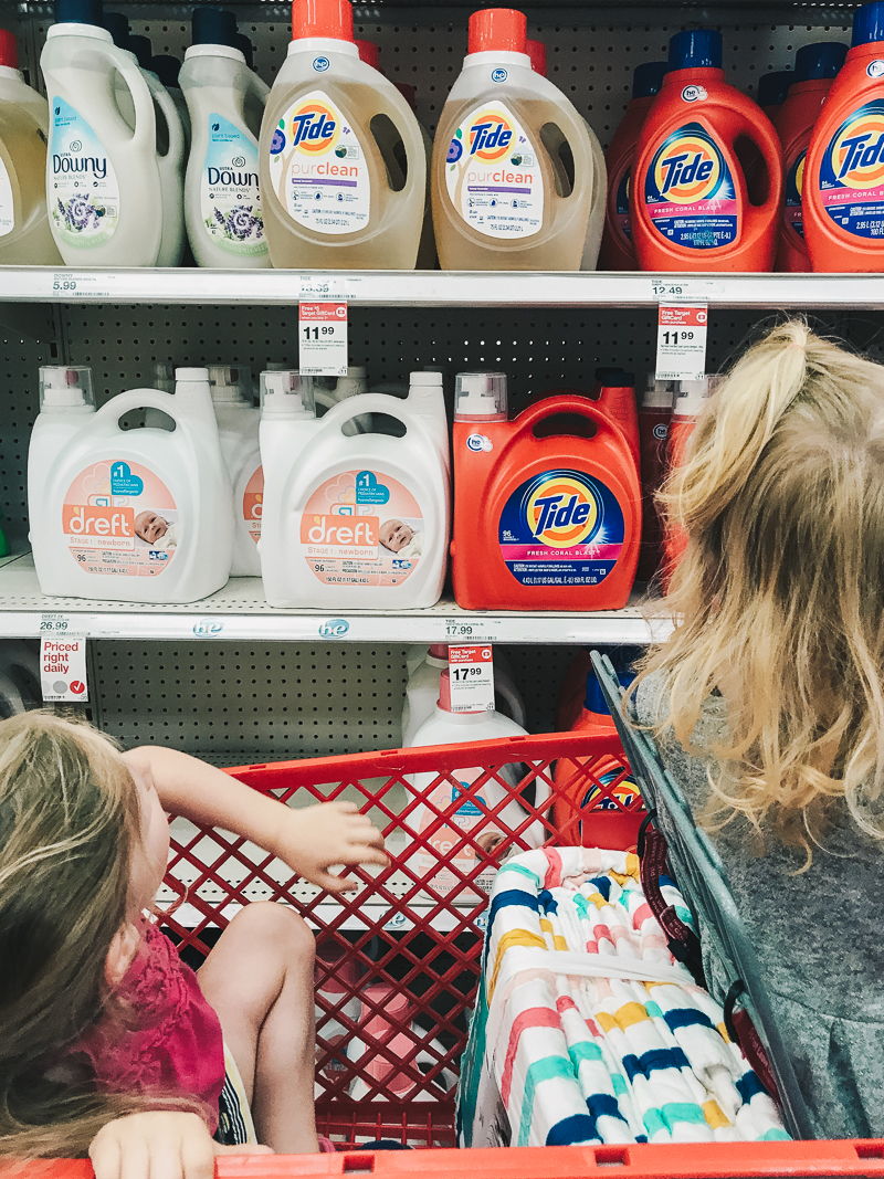 Tide purclean at Target