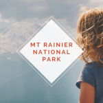 Adventuring with kids: A weekend near Mt Rainier!