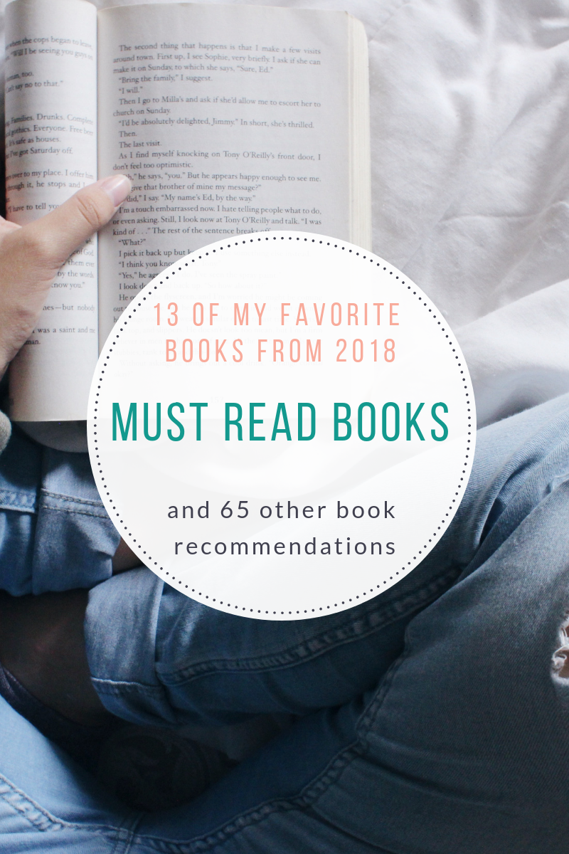 13 Must Read Books (and 63 other recommendations)