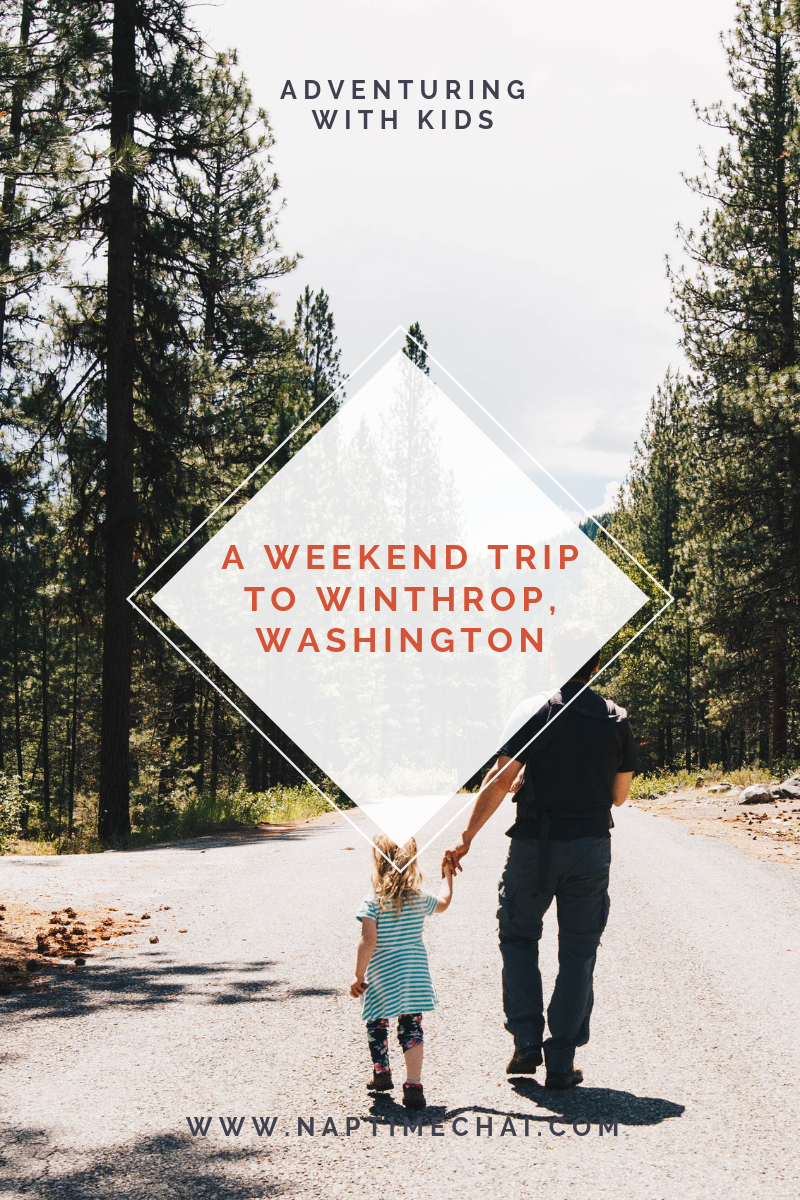 A great family-friendly weekend getaway from Seattle: Winthrop, WA
