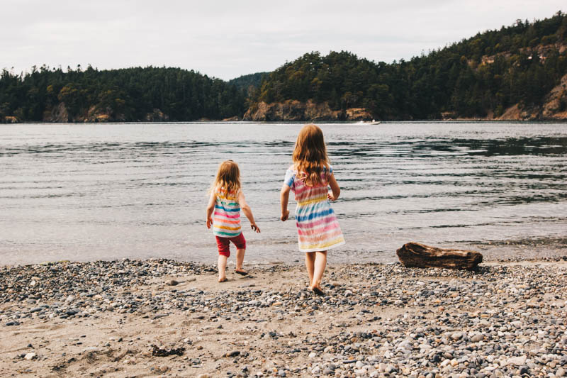 Camping at Deception Pass State Park