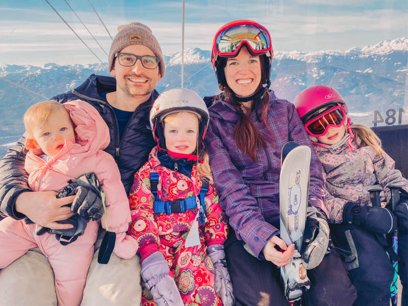 Traveling to Whistler: How to Plan A Fun Ski Vacation With Young Kids