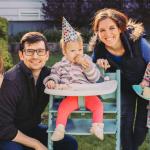 Two Birthdays + Easter Celebrations