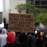 Making changes, because Black Lives Matter